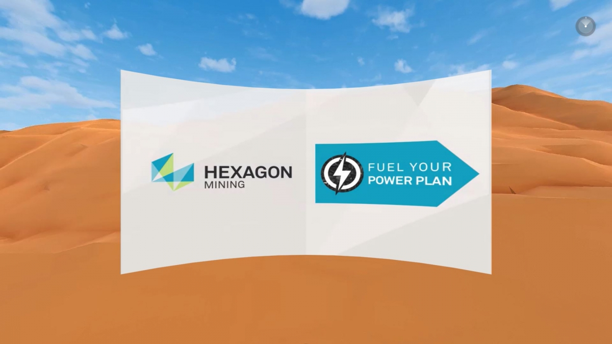 HEXAGON 360-DEGREE MARKETING ANIMATION
