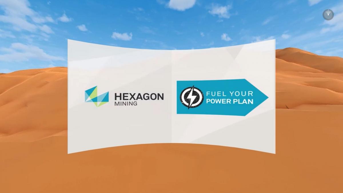 HEXAGON 360-DEGREE MARKETING ANIMATION