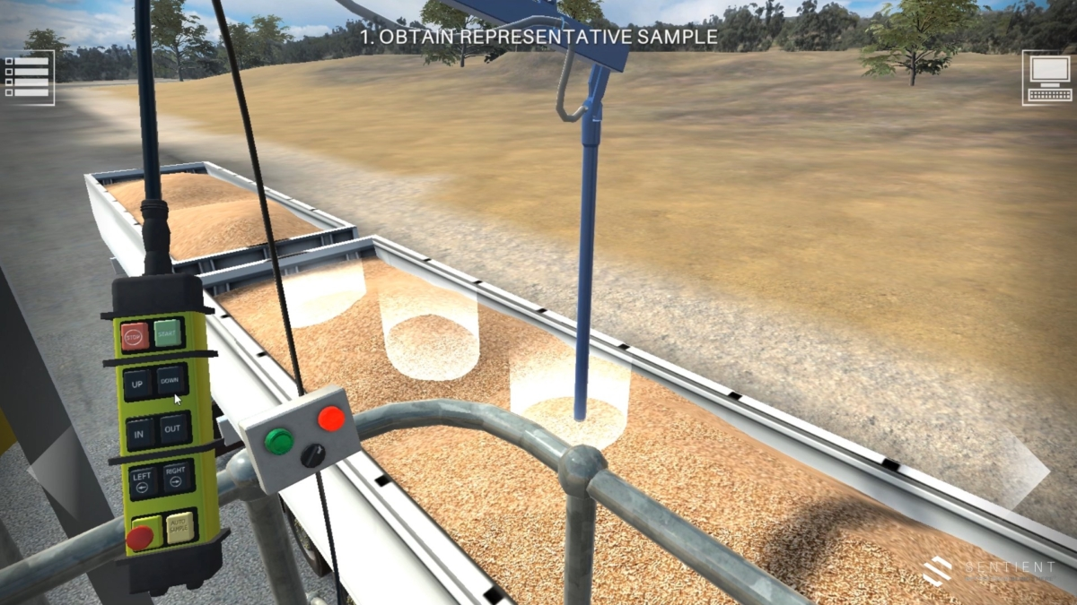CBH – Farming Innovation using Gamified Training